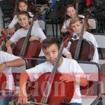 Escuela Orquesta de Esperanza se prepara para un gran año